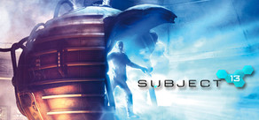 Subject 13 cover art