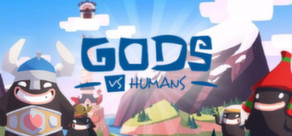 Gods vs Humans cover art