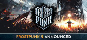 Frostpunk cover art