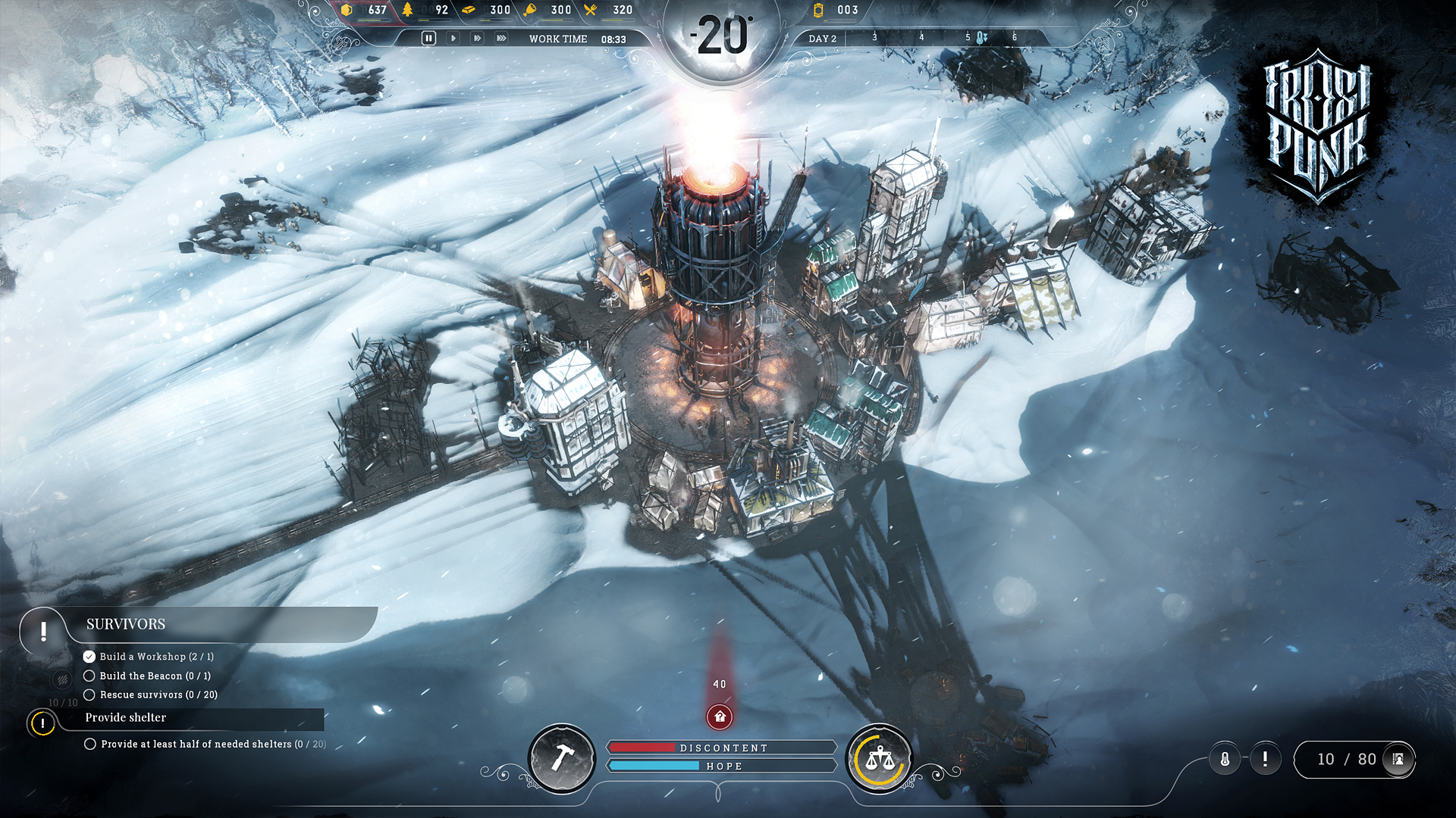 Frostpunk Download Crack