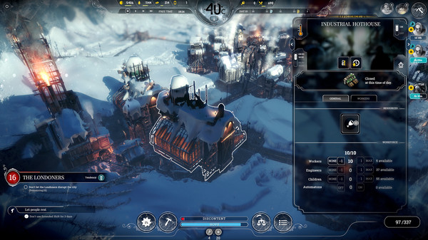 Frostpunk Free CD Key (Steam) 3