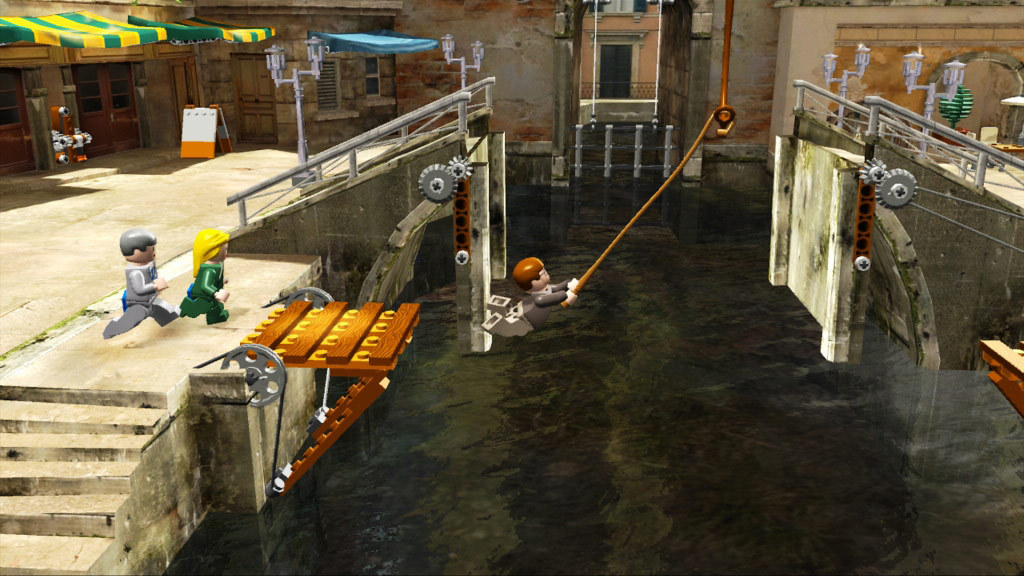 LEGO Indiana Jones: The Original Adventures screenshot 3