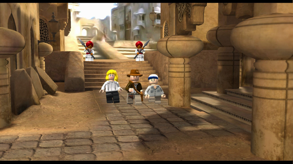 Lego Indiana Jones The Original Adventures On Steam