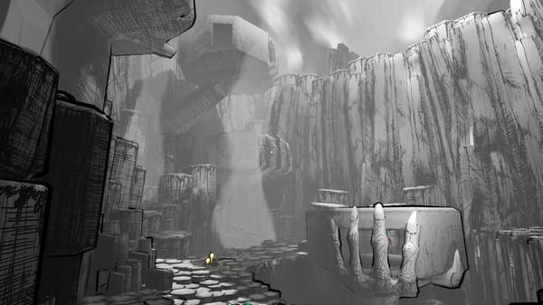 Screenshot of The Magic Circle