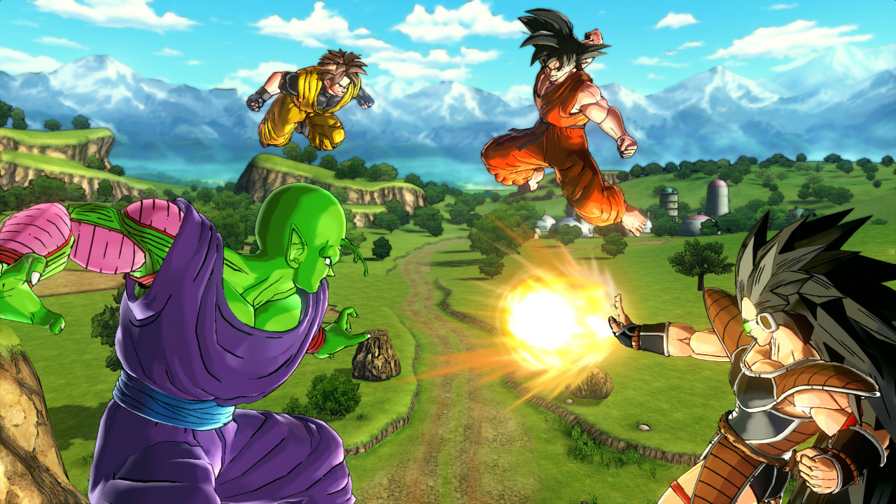 dragon ball xenoverse online game