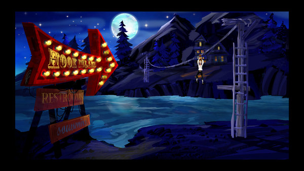 скриншот The Secret of Monkey Island: Special Edition 4