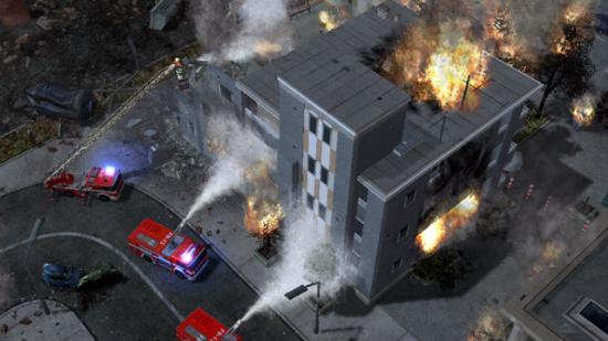 скриншот 911: First Responders 1