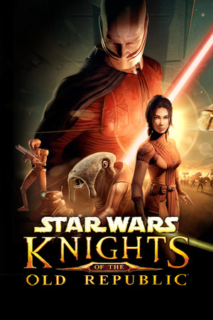 STAR WARS - Knights of the Old Republic poster image on Steam Backlog