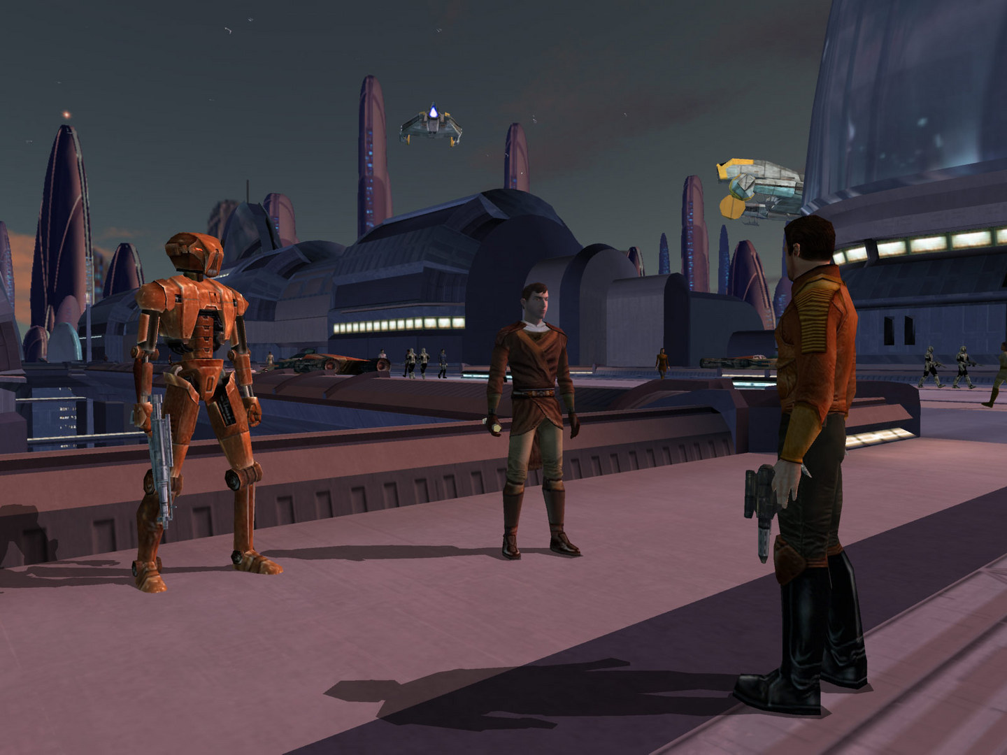 star wars old republic download size