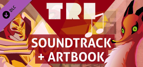 TRI Original Soundtrack + Artbook