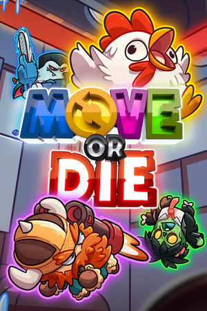 Move or Die poster image on Steam Backlog