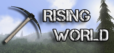 Rising World Logo