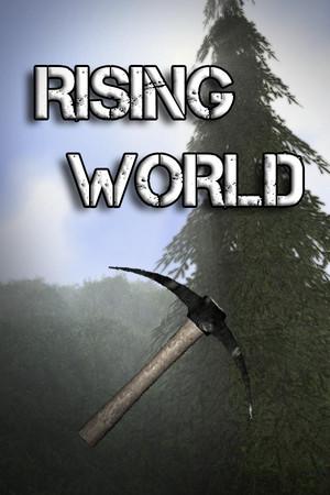 Rising World poster image on Steam Backlog