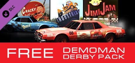 GRID Autosport - Demoman Derby Pack