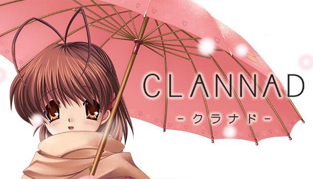Image result for Clannad Visual Novel