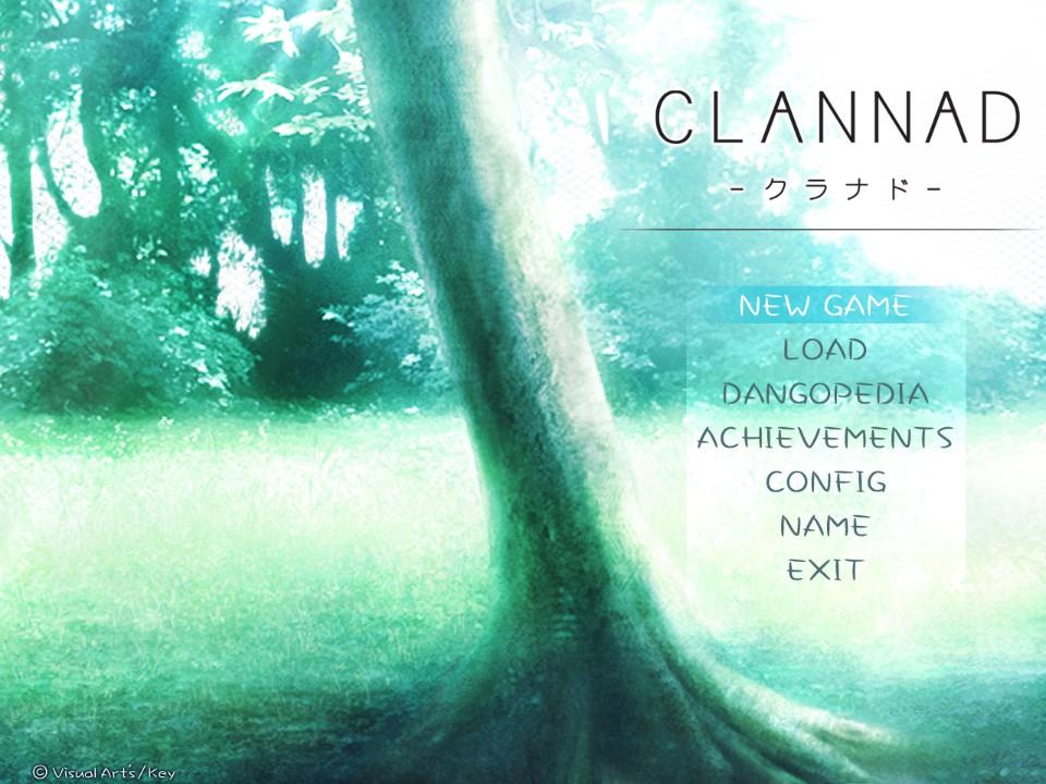 Clannad (クラナド)