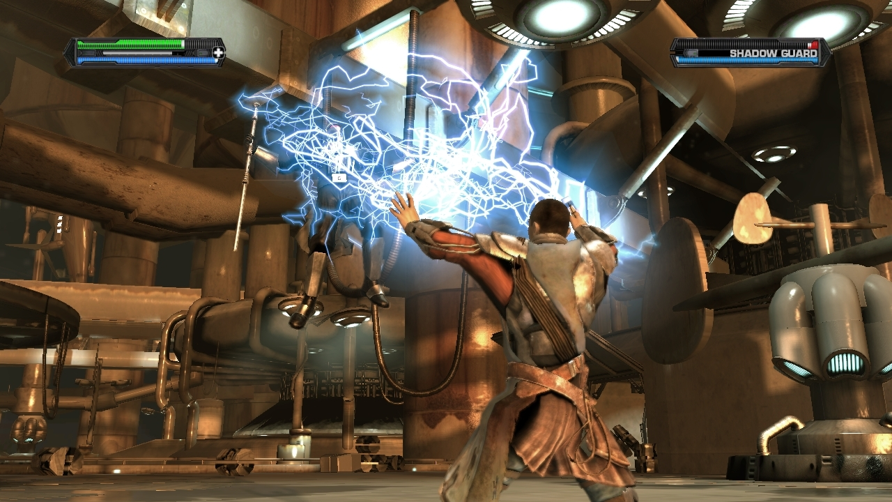 Star Wars: The Force Unleashed Ultimate Sith Edition screenshot 3