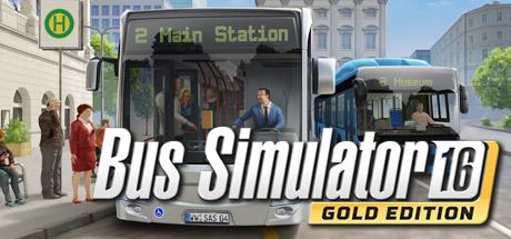Bus Simulator 16 Cover Image