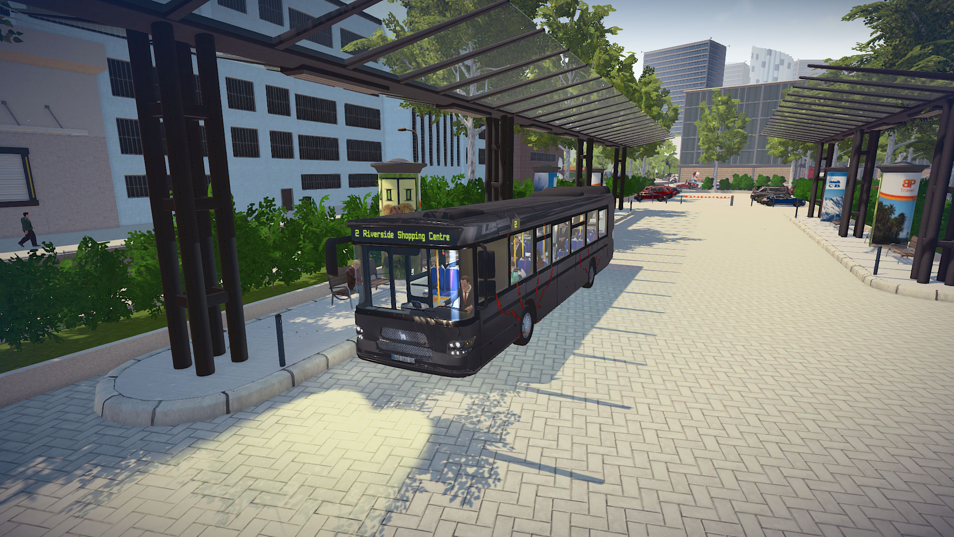 Savegame für Bus und Cable Car Simulator San Francisco ...