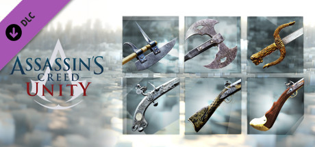 Assassin's Creed Unity Revolutionary Armaments Pack