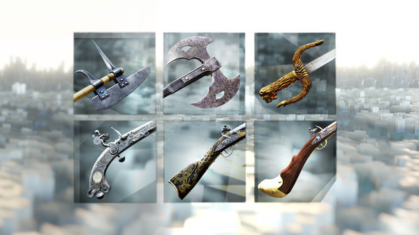 скриншот Assassin's Creed Unity Revolutionary Armaments Pack 0