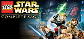 LEGO® Star Wars™: The Complete Saga cover art