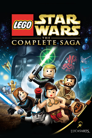 LEGO Star Wars - The Complete Saga poster image on Steam Backlog