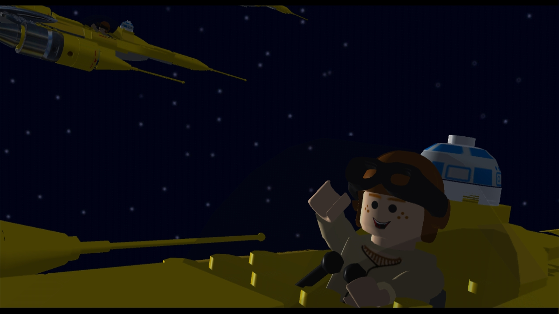 LEGO Star Wars: The Complete Saga screenshot 2