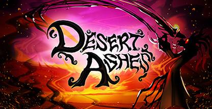 Desert Ashes cover art