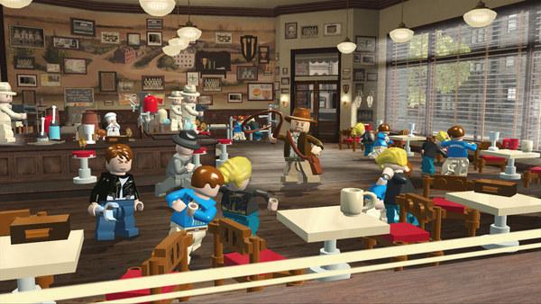 LEGO® Indiana Jones™ 2: The Adventure Continues