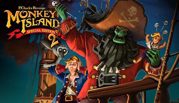 Monkey Island 2 Special Edition