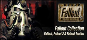 Fallout Classic Collection advertising app cover art