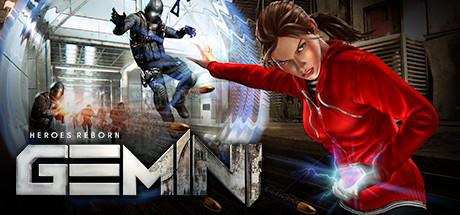 Gemini: Heroes Reborn cover art