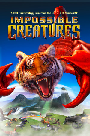 Impossible Creatures Steam Edition poster image on Steam Backlog
