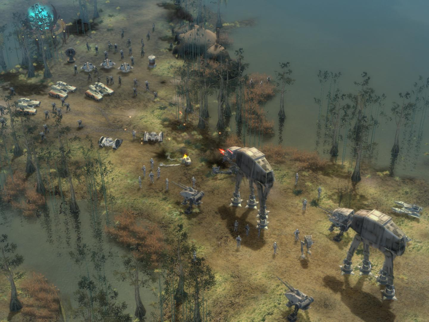 Star Wars fans finally get to play a strategy game worthy of the license.