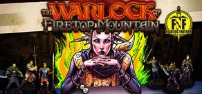 The Warlock of Firetop Mountain cover art
