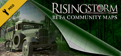 Red Orchestra 2/Rising Storm Beta Community Maps