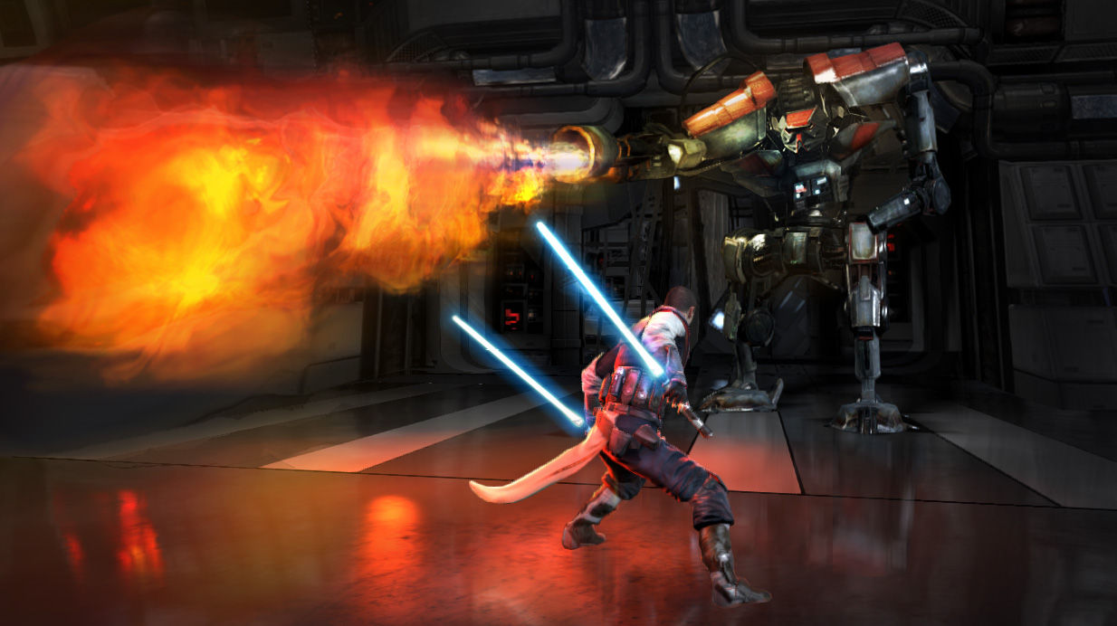 Star Wars: The Force Unleashed II - Download - Free GoG PC Games