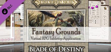 Fantasy Grounds - Sundered Skies #3 Blade of Destiny