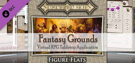 Fantasy Grounds - Sundered Skies Tokens · AppID: 325044