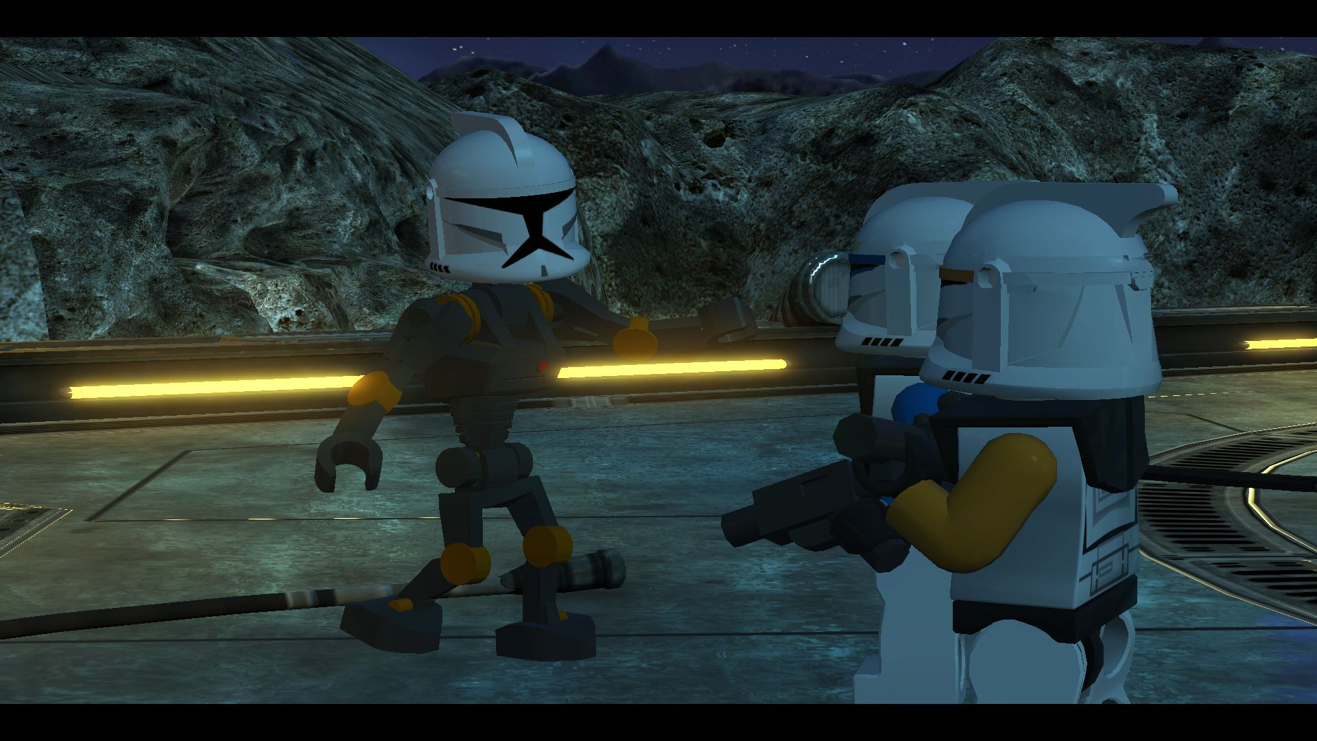 Lego Star Wars Iii The Clone Wars On Steam