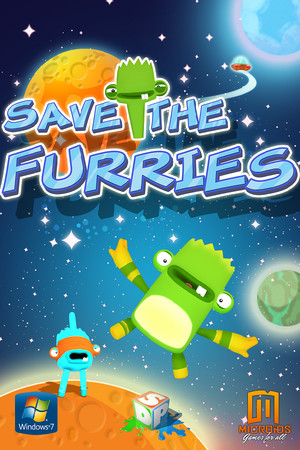 Save the Furries poster image on Steam Backlog