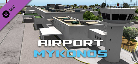 X-Plane 10 AddOn - Aerosoft - Airport Mykonos
