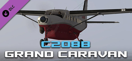 X-Plane 10 AddOn - Carenado - C208B Grand Caravan