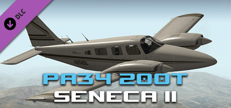 X-Plane 10 AddOn - Carenado - PA34 200T Seneca II