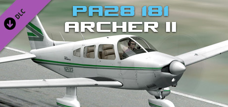 X-Plane 10 AddOn - Carenado - PA28 181 Archer II