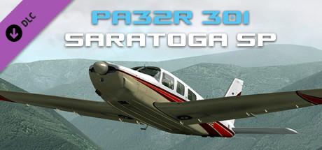 X-Plane 10 AddOn - Carenado - PA32R 301 Saratoga SP