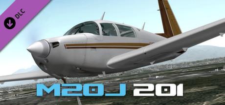 X-Plane 10 AddOn - Carenado - M20J 201