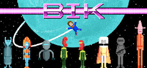 Bik - A Space Adventure cover art