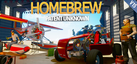 Homebrew - Patent Unknown cover art